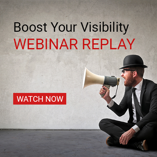 boost your visibility with pr