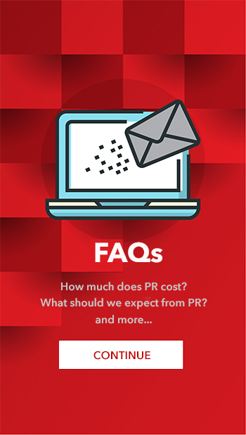 frequently asked questions about public relations (PR)