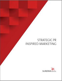 SunStar Strategic brochure for media relations and marketing solutions