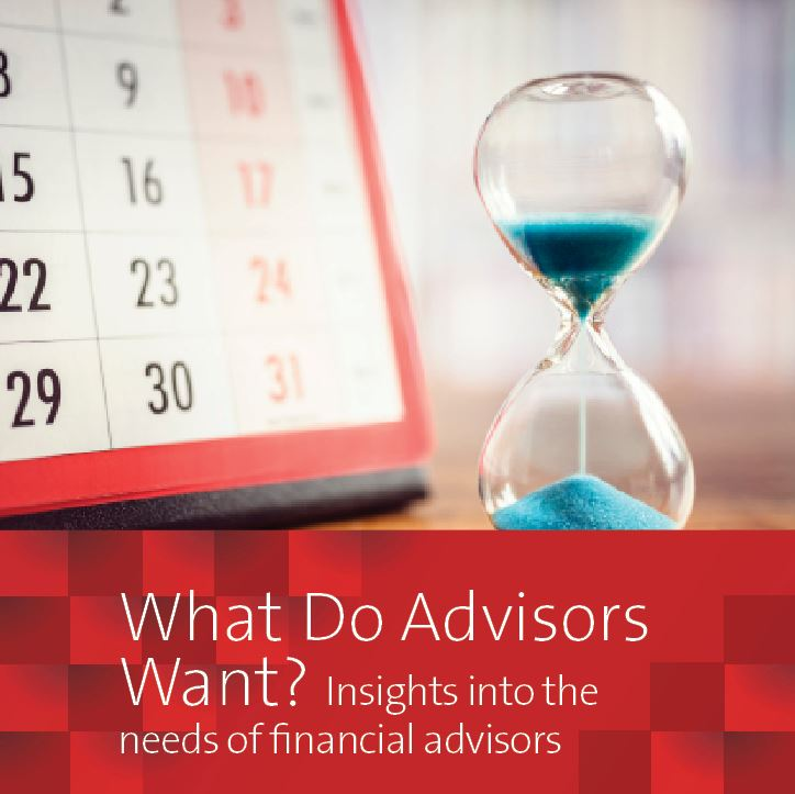 ebook What do advisors want?
