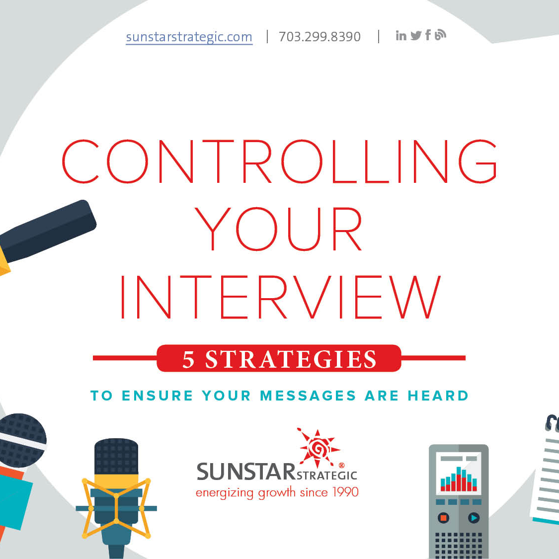 Controlling your interview sunstar strategic