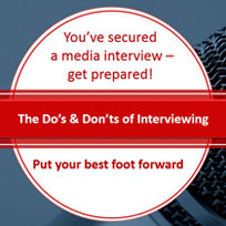 The Do's & Don'ts Of Interviewing: Put Your Best Foot Forward