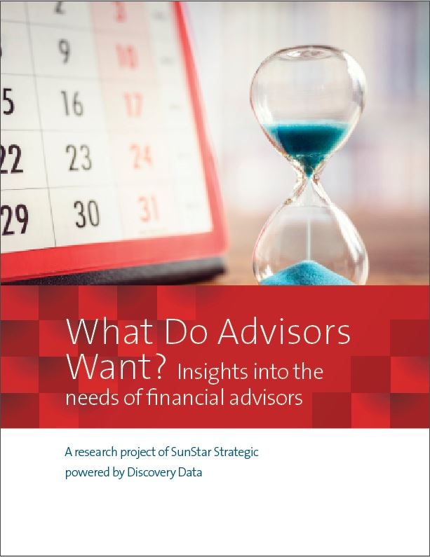 what advisors want